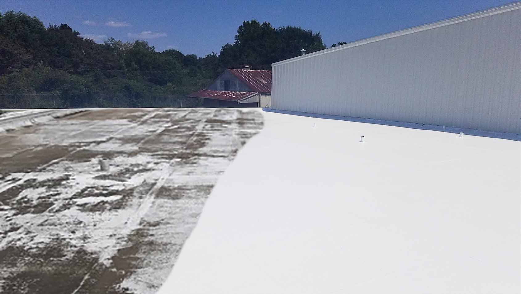 Energy Efficient Roof Restoration
